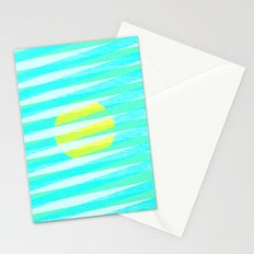 At The Beach Stationery Cards