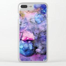 Dream Scene 1 Clear iPhone Case