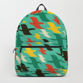 Birds are flying Backpack