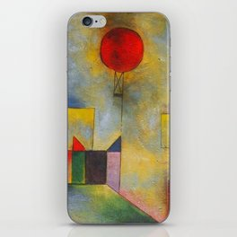 Paul Klee abstract art iPhone Skin