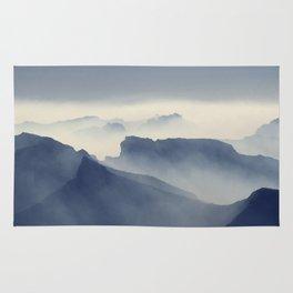 Absarokas Mountains Rug