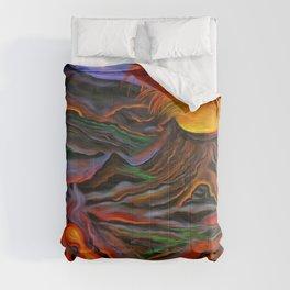 Madame Pele Comforters