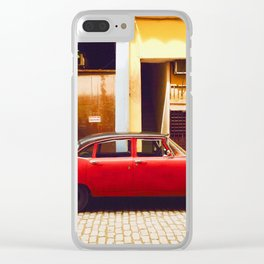 Havana in style Clear iPhone Case