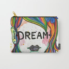 """Words Within: """"Dream"""" Carry-All Pouch"""