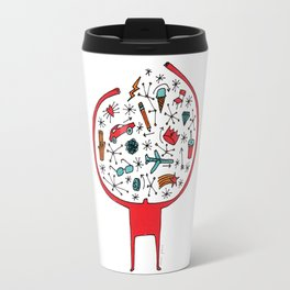 holding it all together Travel Mug