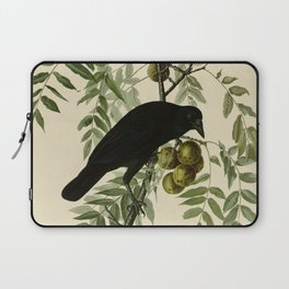American Crow Laptop Sleeve