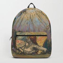 "Edgar Degas ""Dancers"" Backpack"