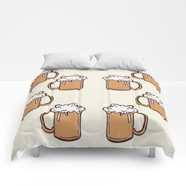 Three Cheers for Beers Comforters