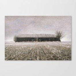 Granero Canvas Print