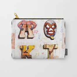 EL MATCHO MEXICANO! Carry-All Pouch