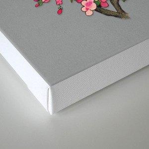 Second Sun - colour option Canvas Print