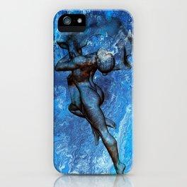 Waterdance iPhone Case