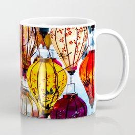 Lanterns of Hoi An, Vietnam Coffee Mug