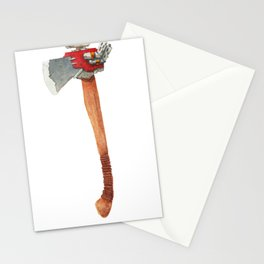 Rail Splitter -The Adventure Zone Stationery Cards