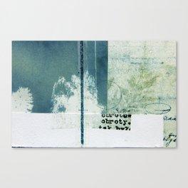 Polish Ferns Canvas Print