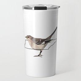Tennessee – Northern Mockingbird Travel Mug
