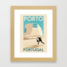 Portugal - Porto Framed Art Print