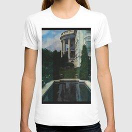 White House Lantern Slide Remastered T-shirt