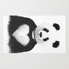 Lovely panda Rug