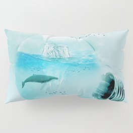 Below the Surface Pillow Sham