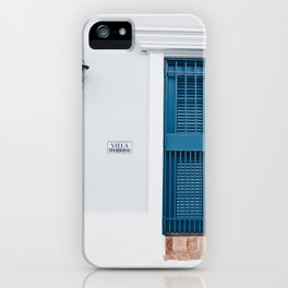Old San Juan iPhone Case