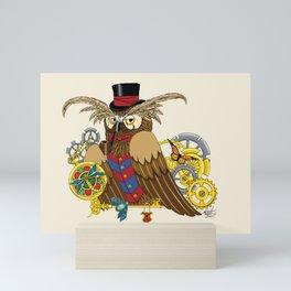 Mr. Clockwork Mini Art Print