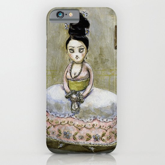 frida kahlos' grandgrandgrandmother iPhone & iPod Case