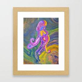 Cephalopoda Framed Art Print