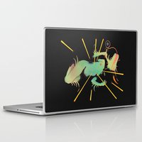 easter Laptop & iPad Skins featuring Easter. by Space Jungle