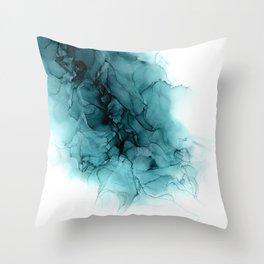 Stormclouds Throw Pillow