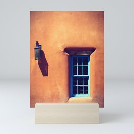 Minimalist Adobe Window Mini Art Print