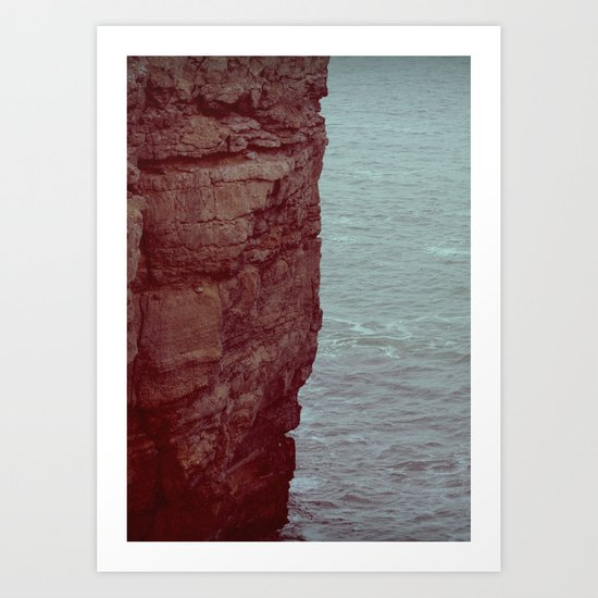 Ericeira Sea | Portugal Art Print
