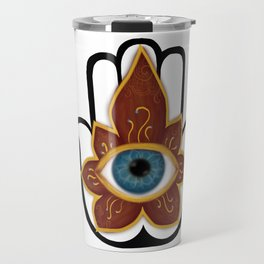 Khamsa Travel Mug
