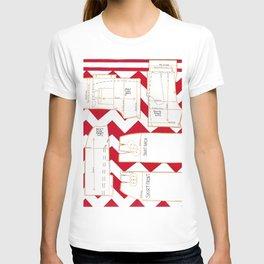 Seaside Stripes Slopers T-shirt