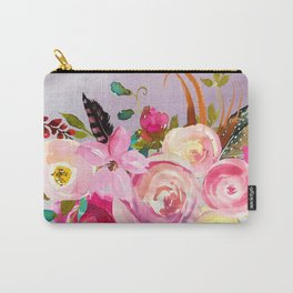 Flowers bouquet #40 Carry-All Pouch