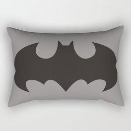 Bat Symbol Rectangular Pillow