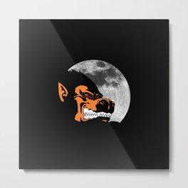 son and moon Metal Print