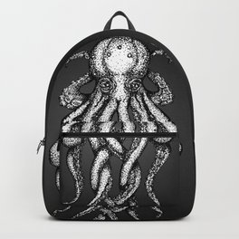 Octopus no 1 Backpack