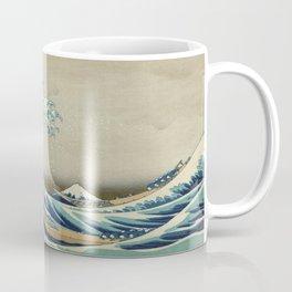 Vintage poster - The Great Wave Off Kanagawa Coffee Mug