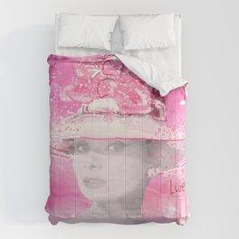 Happy Girl Comforters