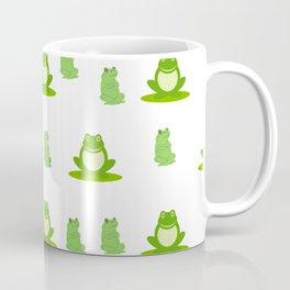 funny frog Coffee Mug