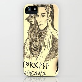 Morgana iPhone Case