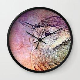 Color III Wall Clock