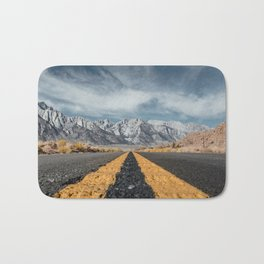 Mount Whitney Bath Mat