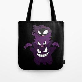 Gastly Evo Tote Bag