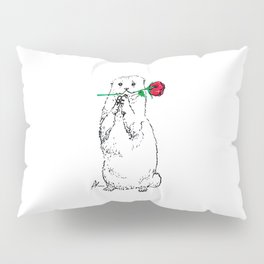 Otterly Romantic Pillow Sham