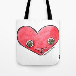 """""""Oro?"""" Valentine's Heart Tote Bag"""