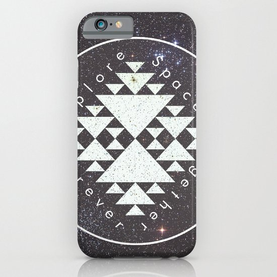 Explore.Space.Together.Forever. iPhone & iPod Case