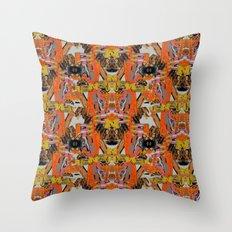 Great Pumpkin Throw Pillow