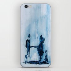 Moral Contemplations iPhone & iPod Skin
